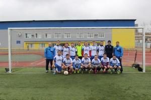футбольная команда РМПК