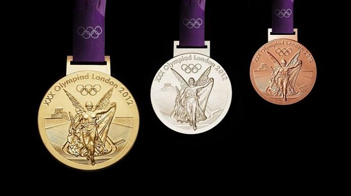 медали лондонской Олимпиады-2012