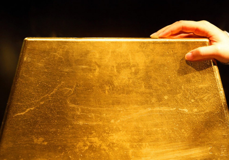 золото в чистом виде